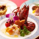 心躍る味わいや盛り付けの美しさなど、五感で楽しむ中国料理!
