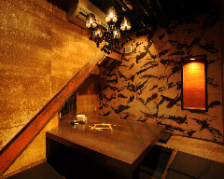 ◆個室は8名様まで◆堀炬燵式です