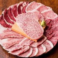 色々なお肉が楽しめます