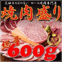 ロース焼肉専門店 北京店 向河原店