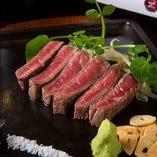 特選A-5 佐賀牛赤身肉ステーキ