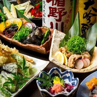 横浜 個室居酒屋 薩摩次郎  コースの画像