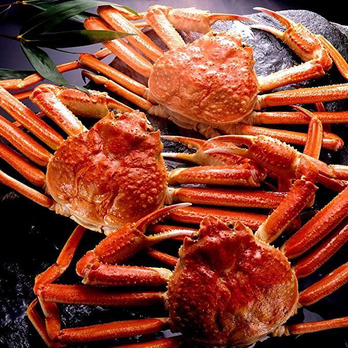 当店のズワイ蟹は鮮度が他店とは桁違いです!