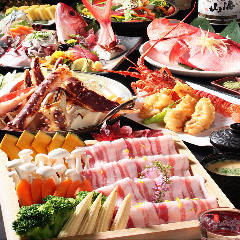海鮮&肉寿司 個室居酒屋 季作 海浜幕張