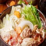 国産地鶏鍋