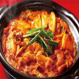 韓国風チゲ鍋
