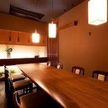 ◆ 8名様~14名扉付き完全個室 ◆
