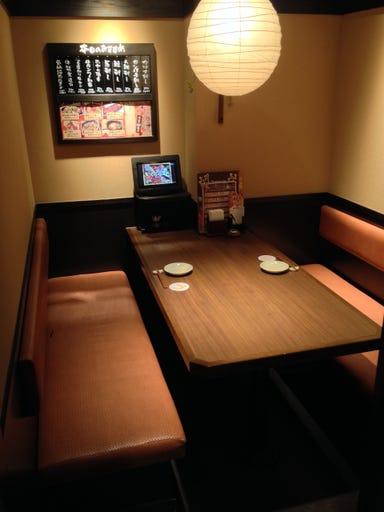個室居酒屋 いろはにほへと 石巻駅前店 店内の画像