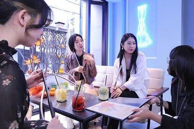 Shisha cafe&bar minusblue マイナスブルー 下北沢店 こだわりの画像