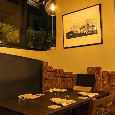 Cafe&Bar UMIラボ 千葉駅前店  店内の画像