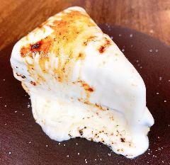 炙りバスクチーズケーキ