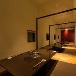 完全個室(最大20名様)5名様×4卓