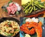 産地直送のお魚や旬の逸品料理☆ 旨い料理をお手軽にお届け♪