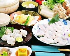 【個室・和食・会席・カニ・ふぐ・はも料理】 京橋 新市 SHINICHI