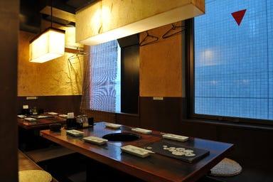 牛角 浜松町店 店内の画像