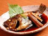 笠岡 黒メバル煮