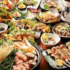 お寿司食べ放題×個室居酒屋 魚吟 うおぎん 池袋東口店 コースの画像