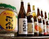 店名にあやかって「正宗」とついた日本酒がずらりと並んでいる。