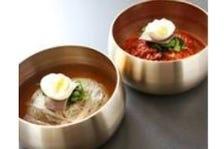 韓国料理の定番といえば冷麺!!