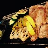【5品目】豚肉野菜のグリル