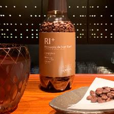 ミカフェートのコーヒーを夕凪で