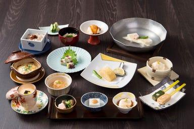 湯葉と豆腐の店 梅の花 高槻店 コースの画像