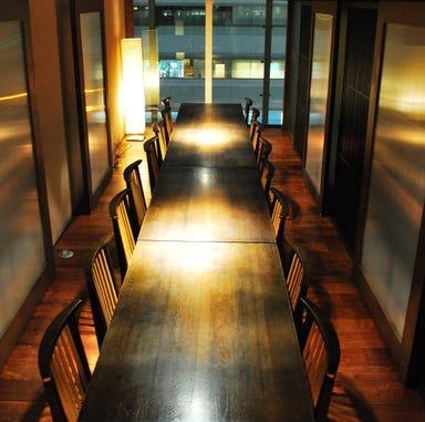 ダイナミックキッチン&バー 燦-SUN- ヒルトンプラザウエスト店 店内の画像