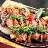 【 春味-Haruaji-コース 】 筍釜,炙りタイラギ貝×紀州うめどり&鶏つくね鉄板焼・・バランス◎