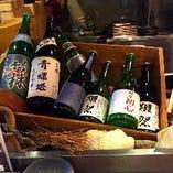 日本酒好きも唸る品揃えです