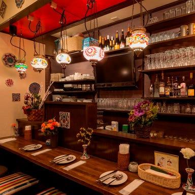 トルコ料理 Ceyhan(ジェイハン)横浜元町  店内の画像