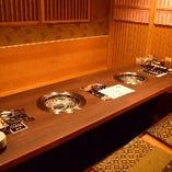 少人数宴会に最適な完全個室