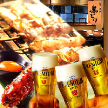 ◆昼飲み可!相性抜群な鳥料理多数◆
