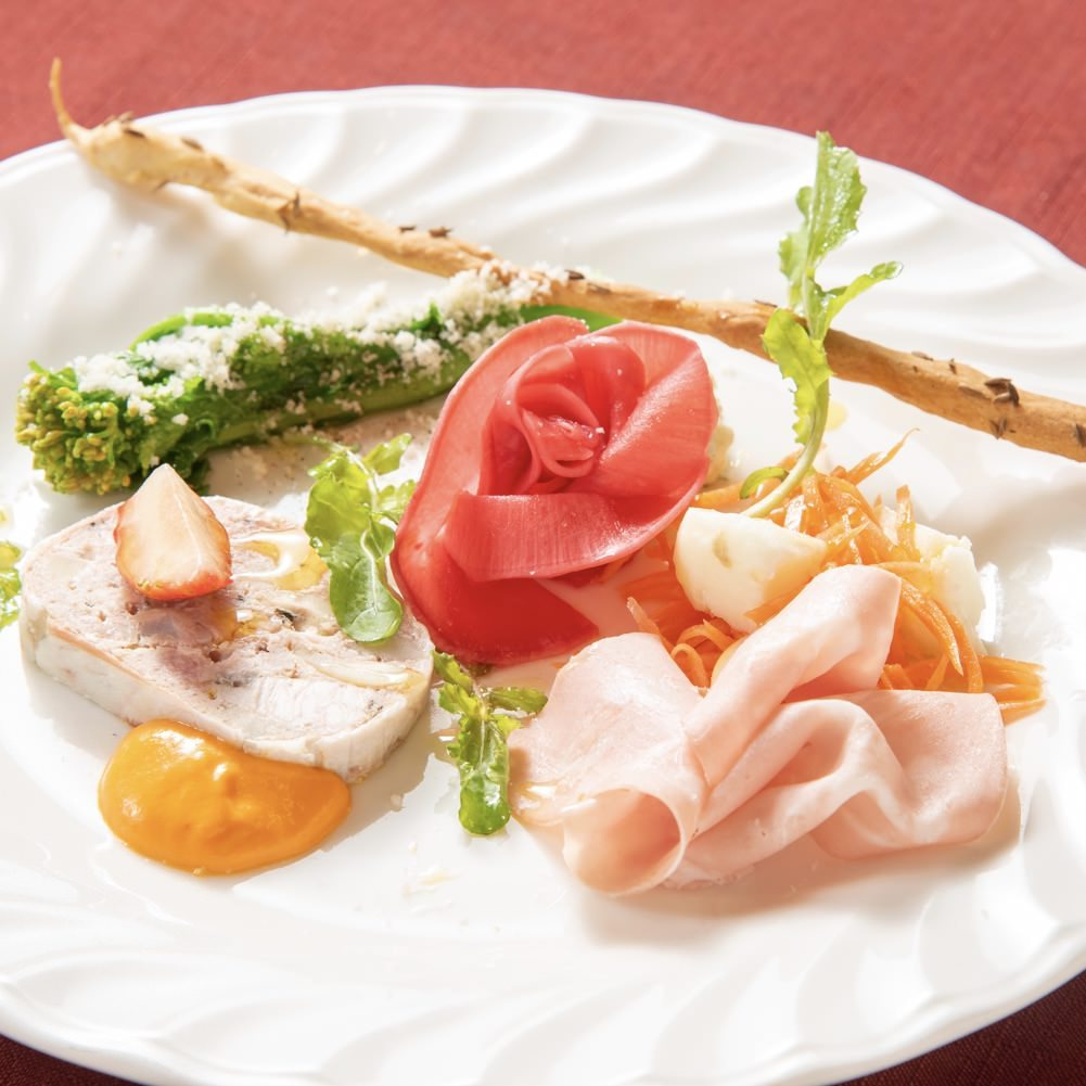 厳選食材で彩る本格イタリアン