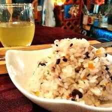 ■ライス■雑穀米ライス【プレーン/ペペロンチーノ】