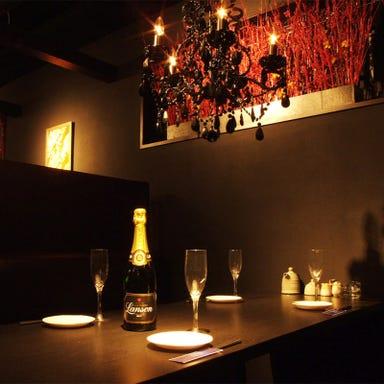 プライベート個室×肉バル バーデンバーデン 札幌駅前店 店内の画像