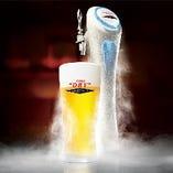 想像を越えた氷点下の衝撃!極上のビールを♪