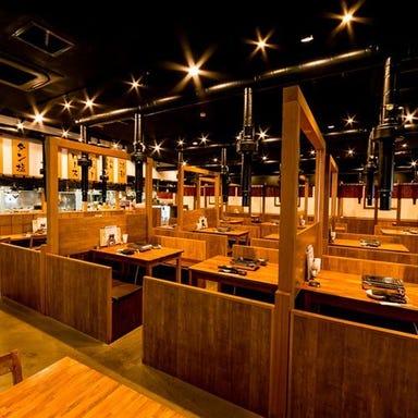 焼肉ホルモン 牛龍 南葛西店 店内の画像