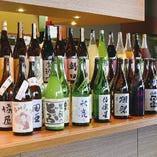 旬仙ではひっそりと隠し酒があります。お声がけしてみて下さい。