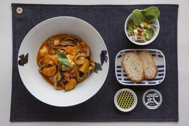 トラットリア自家製蕎麦 武野屋  メニューの画像