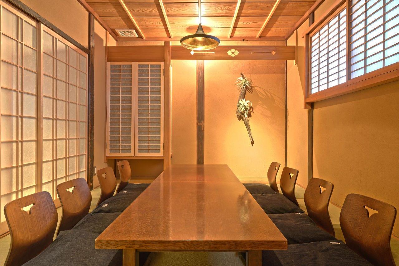 【ご宴会に・飲放120分付】ズワイかに・雲丹なども楽しめる 洋コース 全8品 7,000円(税別)