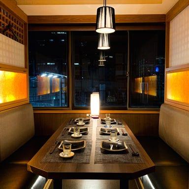 個室居酒屋 すき焼き・牛たん いぶり 神田店 店内の画像