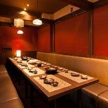 ◆◇すき焼き・牛タン いぶり 神田店 個室紹介◇◆