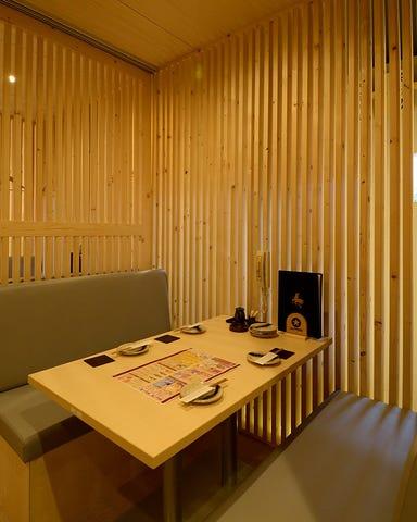 ネオ馬肉酒場×個室 TATE‐GAMI ~タテガミ~ 四日市店 店内の画像