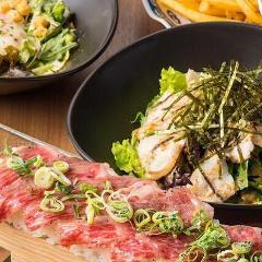 野菜巻き串×ユッケ肉寿司 湊 ‐MINATO‐ 三宮店
