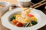 【健康的な食事】 豆乳や豆腐を使ったお食事980円~