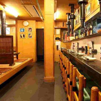 九十厨 三島店 店内の画像