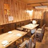 テーブル席(2~10名様)