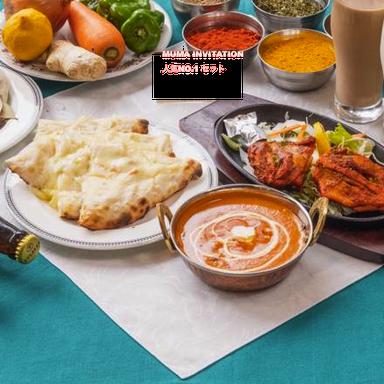 インド料理 ムマインビデーション 若狭本郷おおい店  こだわりの画像