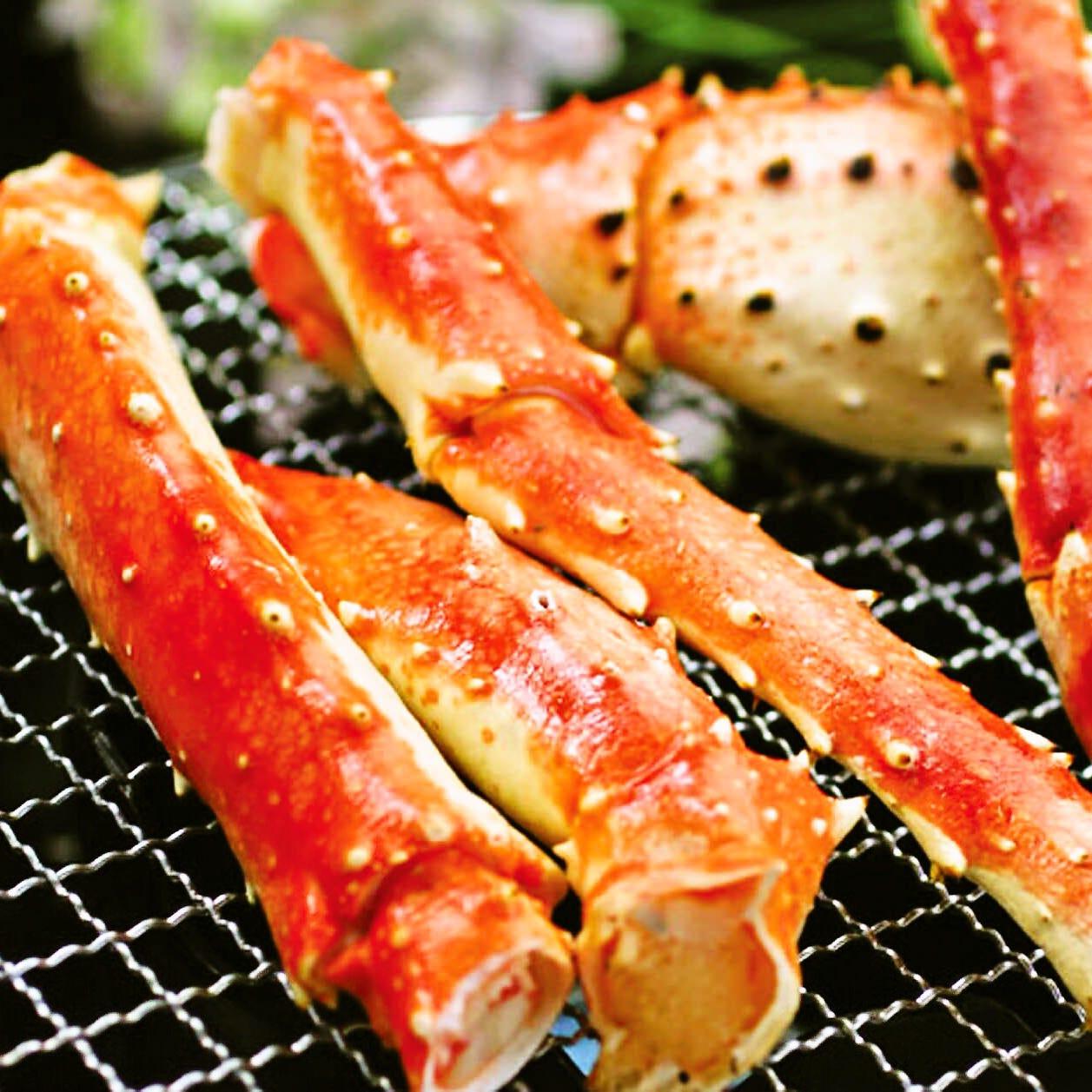 かに・寿司…大切な日を祝うお席に