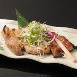 豚ロースの大葉西京焼き